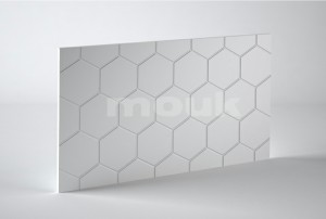 PANEL 3D MOUK DS-BEE 50CM X 100CM